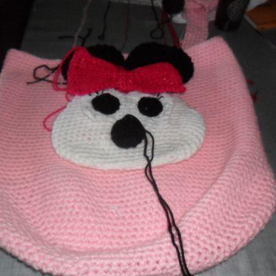 sac à dos Minnie
