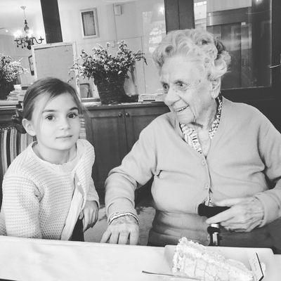 Mamito a eu 100 ans!