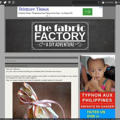 The Fabric Factory - A DIY Adventure