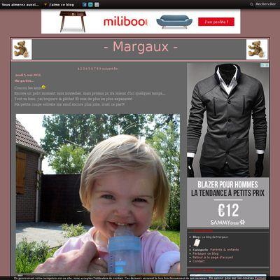 Le blog de Margaux