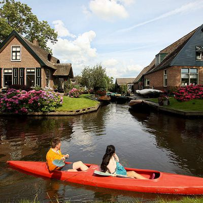 Giethoorn_Pays-Bas.