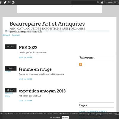 Beaurepaire Art et Antiquites