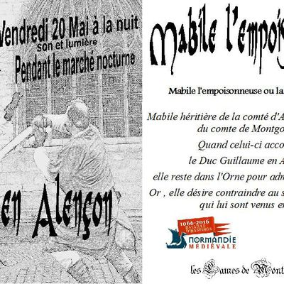 prochain spectacle