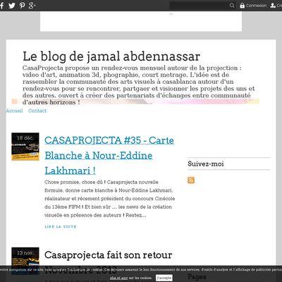 Le blog de jamal abdennassar