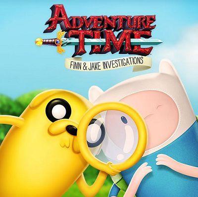 Adventure Time : Finn et Jake ménent l'enquête sur XBOX le 23 Octobre