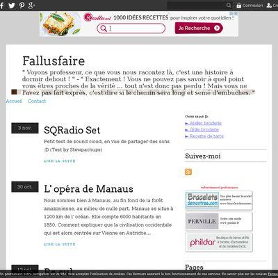 Fallusfaire