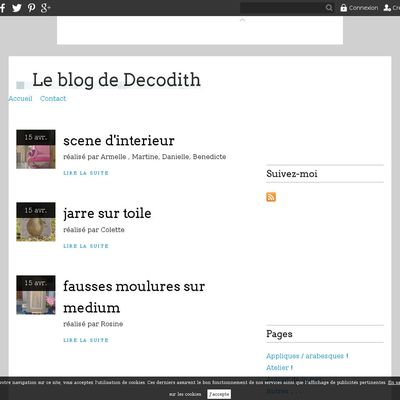 Le blog de Decodith