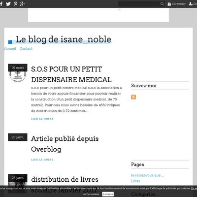 Le blog de isane_noble