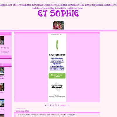 le blog au-pays-de-choupette par : Choupette