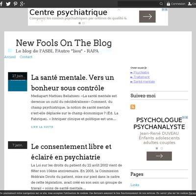 New Fools On The Blog