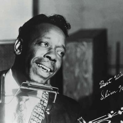 Why Slim Harpo remains king bee of the blues