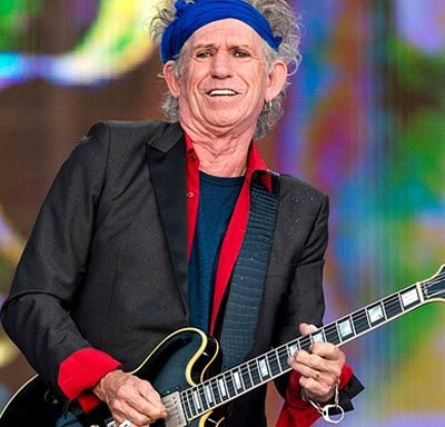 Keith Richards: 'Rap showed there are tone-deaf people out there'