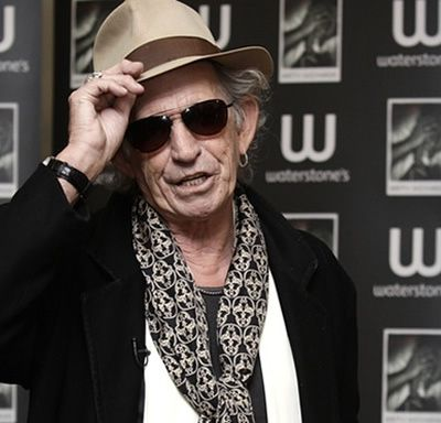 Keith Richards sparks rush for rare book after singing its praises on radio