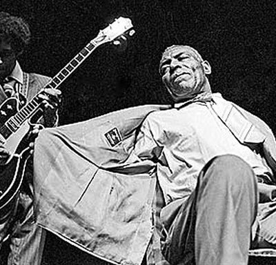 Howlin' Wolf: 'I do everything the old way' – a classic interview from the vaults