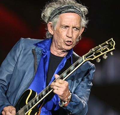 Keith Richards to make solo albums available digitally for the first time