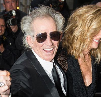 Keith Richards: my daughters can snort my ashes