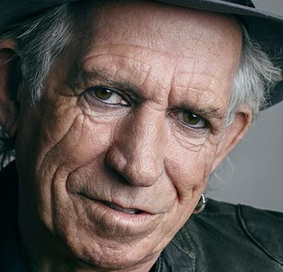 Keith Richards: 'You don't stop growing until they shovel the dirt in'