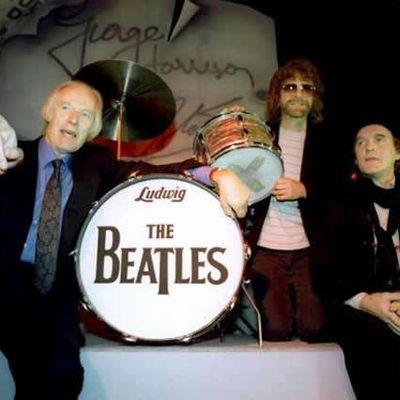 Décès de George Martin, producteur des Beatles, à l'âge de 90 ans