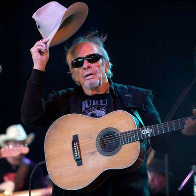 Merle Haggard, l'icône de la country, est décédé à 79 ans