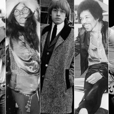 Rockers Who Died at Age 27