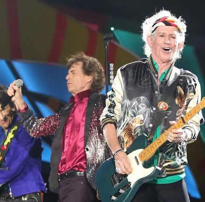 Watch Rolling Stones Surprise Superfan at 'Exhibitionism' Gallery