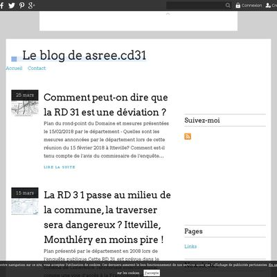 Le blog de asree.cd31