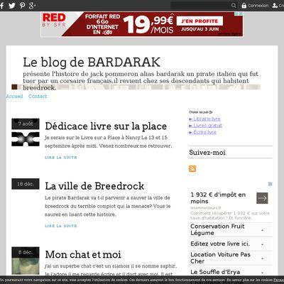 Le blog de BARDARAK