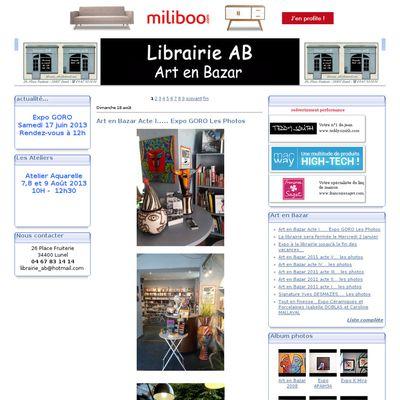 Le blog de Librairie AB
