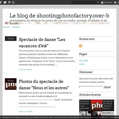 Le blog de shootingphotofactory.over-blog.com