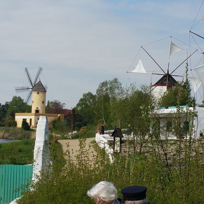 le musée des moulins