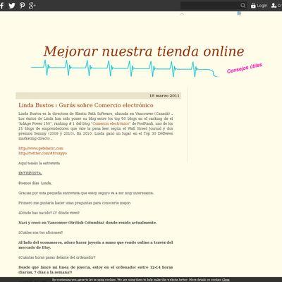 Información como crear tienda online