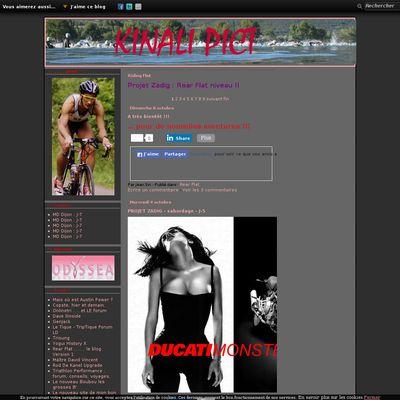 le blog rearflat