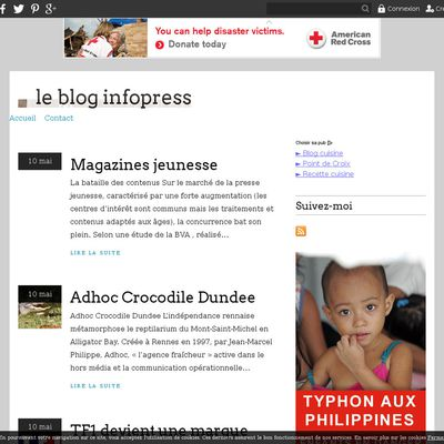 le blog infopress