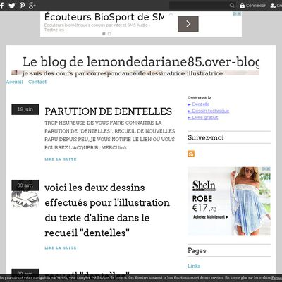 Le blog de lemondedariane85.over-blog.fr