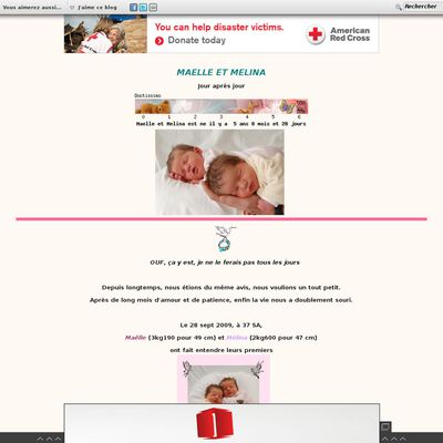 Le blog de Maëlle et Mélina