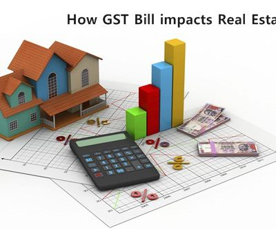 Hindustan Real Estate - GST Effects - Current Affairs