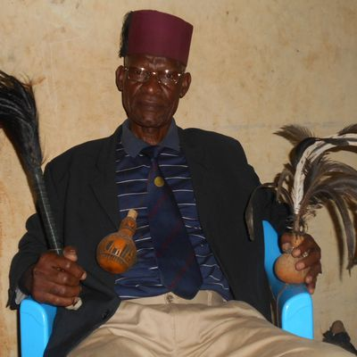 Cradle and culture:Encounter with a Taita traditional healer with unique powers