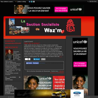 La Section Socialiste de Wazemmes