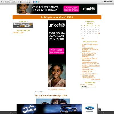 le blog lescousines12345