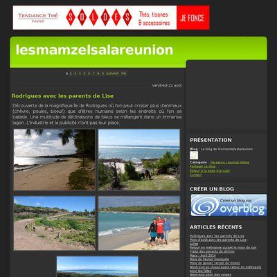 Le blog de lesmamzelsalareunion