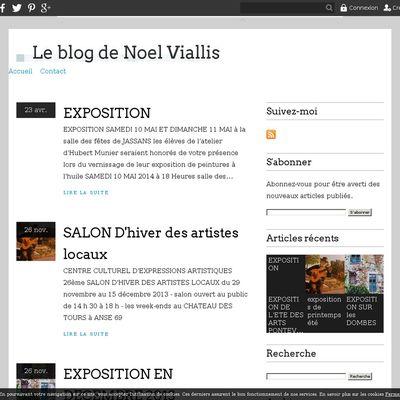 Le blog de Noel Viallis