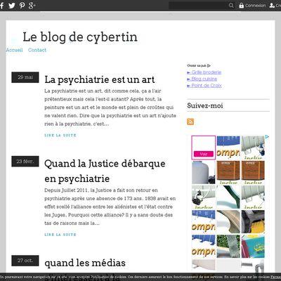 Le blog de cybertin