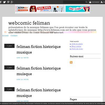 webcomic feliman