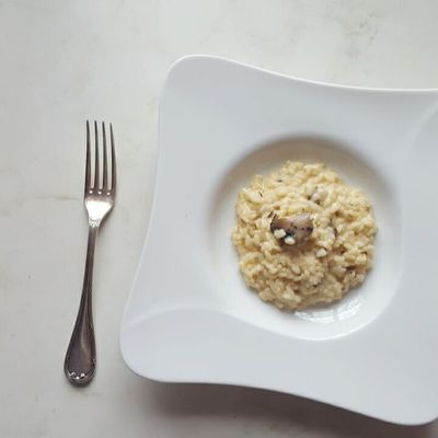 Risotto cèpes & truffes by Maison Baumont
