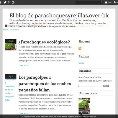 El blog de parachoquesyrejillas.over-blog.com