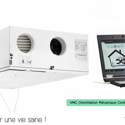 Tech Santé Habitat : Traitement du taux d'humidité par systèmes de ventilation