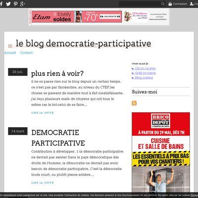 le blog democratie-participative