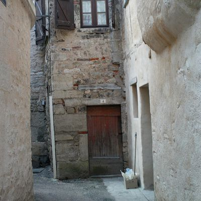 Portes de Saint-Antonin-Noble-Val.