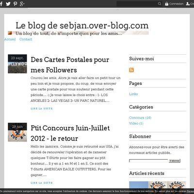 Le blog de sebjan.over-blog.com