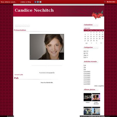 Candice Nechitch